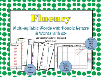 Multi-Syllable Word Fluency: Level 4 Lesson 5 Double Lette