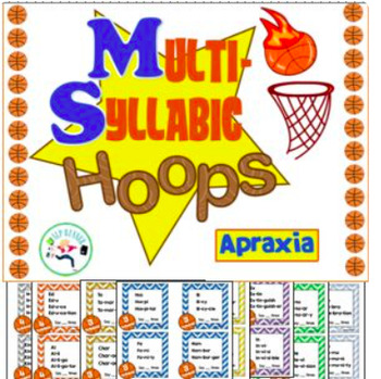 Multi Syllable Words - Basketball