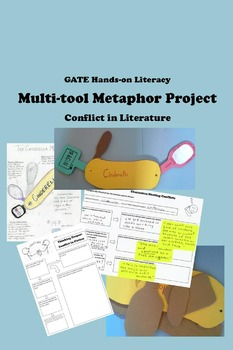 Multi-Tool Metaphors - GATE Hands-on Literacy - Conflict i