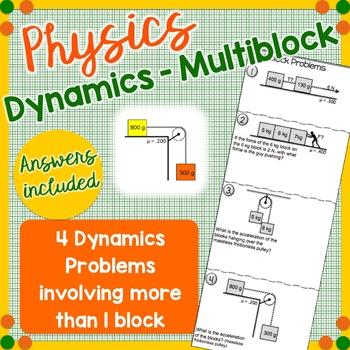 Multiblock Problems - 4 Dynamics Problems