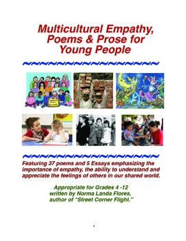 Multicultural Empathy, Poems & Prose for Young People