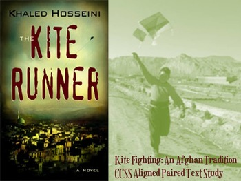 Multicultural Paired Passages: Afghan Kite Fighting - Midd