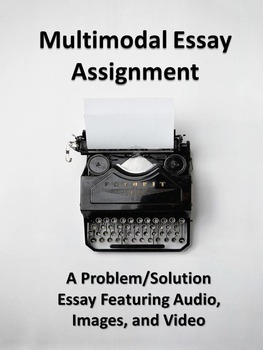 Multimodal Essay Writing Prompt-Students Include Video and