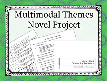 Multimodal Themes Novel Project