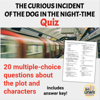 The Curious Incident of the Dog in the Night-time: Multipl