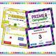 Multiple & Factors Powerpoint Game Bundle