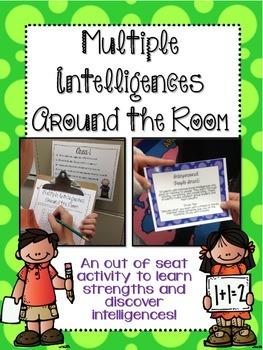 Multiple Intelligences Around the Room