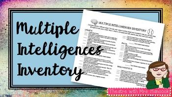 Multiple Intelligences Inventory