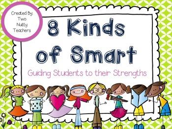 Multiple Intelligences: Kid Friendly Posters