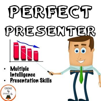 Oral Presentation for Fluency with Multiple Intelligences