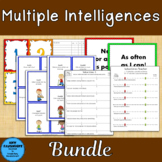 Multiple Intelligences Surveys Activities