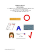 Multiple Meaning words- school vocabulary based theme