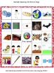 Homonyms: Multiple Meanings Word Picture Vocabulary Bingo D