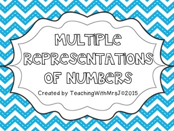 Multiple Representations of Numbers