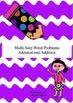 Multiple Step (Multi-Step) Word Problems