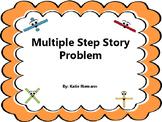 Multiple Step Story Problem