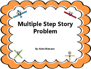 Multiple Step Story Problem