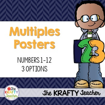 Multiples Posters, Dots, Rainbow Colors, Ink Saver, Multip