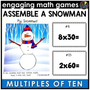 Multiples of Ten Game