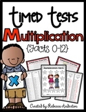 Fact Fluency Multiplication