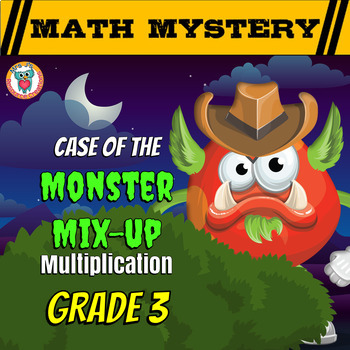 Multiplication Review: Multiplication Word Problems, Facts