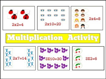 Multiplication Activity