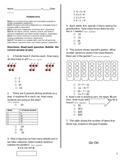 Multiplication Assessment