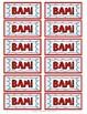 Multiplication Game - Multiplication BAM Game - Zap, Kaboom!