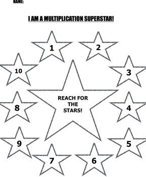 Multiplication Superstars!