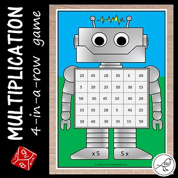 Multiplication Board Game