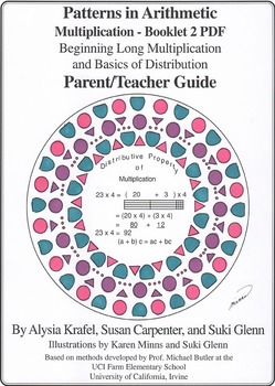 Multiplication: Booklet 2 - Beginning Long Multiplication