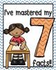 Brag Tags for Multiplication
