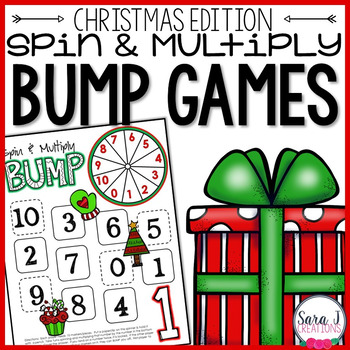 Christmas Multiplication Games