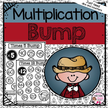 Multiplication Bump Game