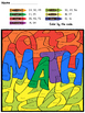 Multiplication Color-by-Number Pack of 3