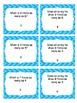 Multiplication Comparison Common Core Task Cards