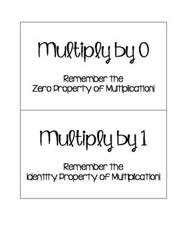 Multiplication Counting and Hints