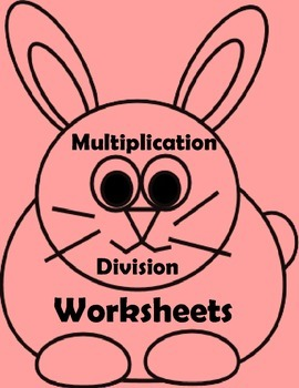 Multiplication-Division(1-12x Table) Worksheets for Spring