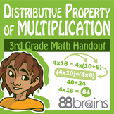 Multiplication & Division: Distributive Property of Multip
