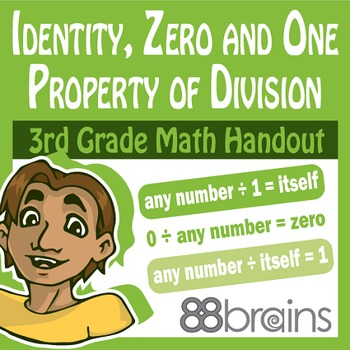 Multiplication & Division: Identity, Zero, & One Property