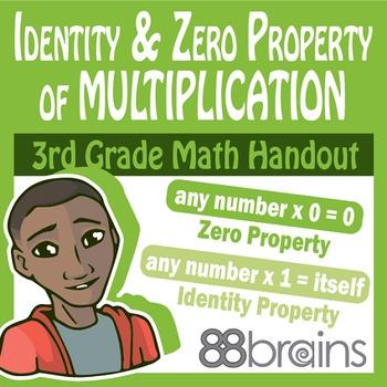 Multiplication & Division: Identity & Zero Property of Mul