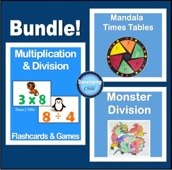 Multiplication, Division, and Skip Counting