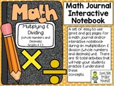 Multiplication & Division (grades 4 & 5) ~ Math Interactiv