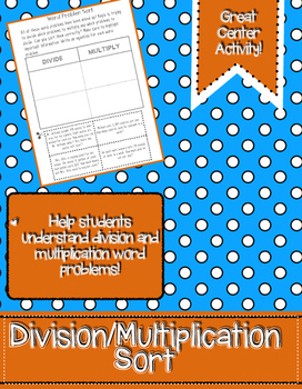 Multiplication/Divison Sort