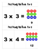 Multiplication Facts FLIP BOOK (Individual or Combination)