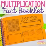 Multiplication Fact Booklets - Improving Understanding and