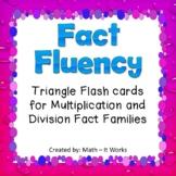 Multiplication Fact Fluency Cards