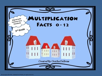 Multiplication Facts (0-12)