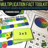 Multiplication Facts Instruction and Intervention Resource Kit