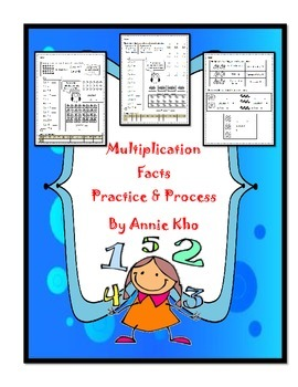 Multiplication Facts Practice and Processes
